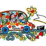 Storie in viaggio su l'abilibus: Elisa e mamma Alessia