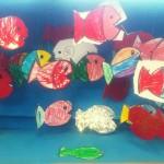 Costruire insieme un mare pieno di pesci