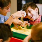 I bambini con disabilità devono giocare